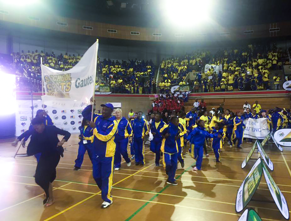 Team Gauteng raises the bar high in schools sports