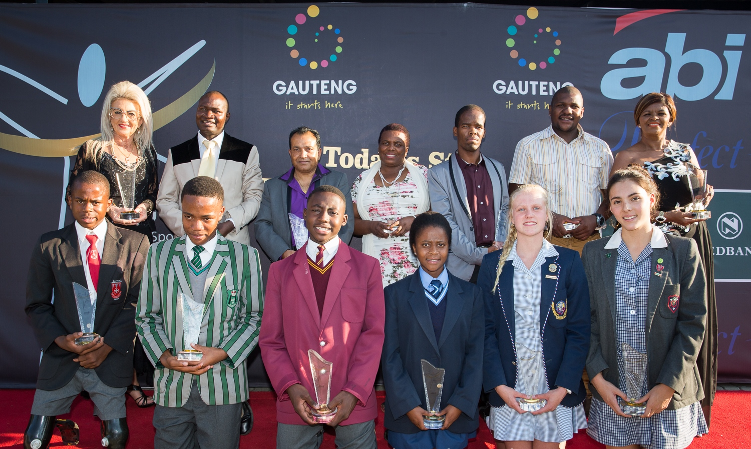 Gauteng schools sports star honoured