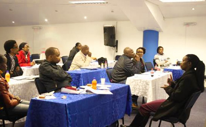 First-of-its-kind facilitators' workshop to empower sports administrators