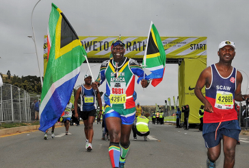 Local residents benefit from Soweto Marathon volunteer programme
