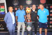 """The Gauteng Champion of Champions PSL tournament is """"all-out entertainment""""."""